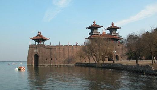 新しい楚の王城を建設、投資額75億元