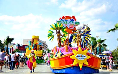 サンバカーニバルへ参加しましょう!