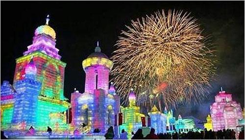 武漢氷雪公園が国慶節より開園予定!