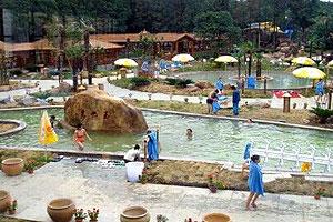 応城湯池温泉