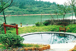 黄石雷山温泉
